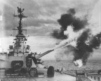 NavalBombardment1950NatlArchTruman
